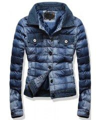 Dámská zimní bunda Kurt modrá - modrá