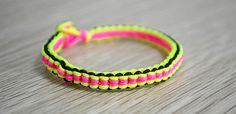 How to Make Braided Friendship Bracelet out of 6 Strings