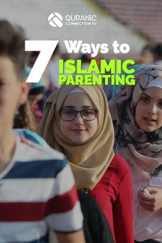 7 Ways to Islamic Parenting - when life becomes a struggle with our children there's always a solution. Quran and Sunnah based parenting tips for struggling parents and kids. Insha'Allah it will motivate you to become a great parent. Parenting Plan, Foster Parenting, Parenting Books, Islamic Teachings, Islamic Dua, Tune Music, Learn Islam, Practical Life, Joy Of Life