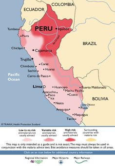 Chile Lima City Map - Google 검색
