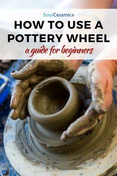 Pottery Wheel Diy, Pottery Kiln, Pottery Handbuilding, Hand Built Pottery, Thrown Pottery, Pottery Making, Ceramic Pottery, Ceramic Art, Pottery Ideas