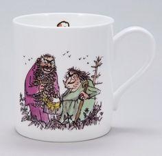 Roald Dahl The Twits Mug