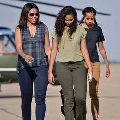 Barack Obama Family Pictures 2016