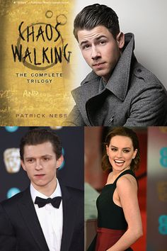 Nick Jonas Joins Tom Holland and Daisy Ridley in Doug Liman's 'Chaos Walking'