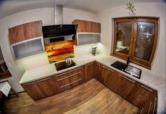 SuperStolarz.pl - Kuchnia w drewnie i bieli