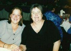 Aunt Paula and me