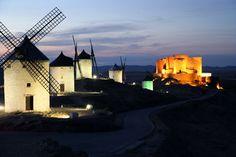 pueblos con encanto, Consuegra. Toledo La Mancha.