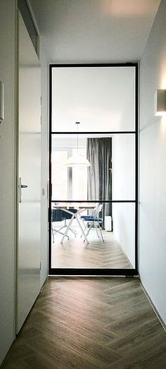 The Doors, Types Of Doors, Living Room Modern, Living Room Decor, Black Doors, Iron Doors, Door Design, Modern Design, New Homes