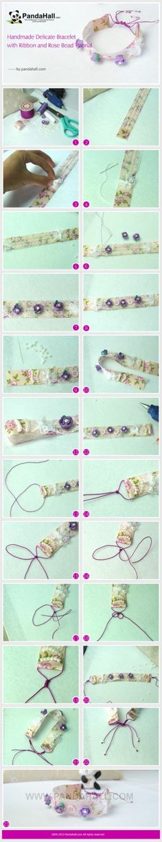 d   Jewelry Making Tutorial by wanting