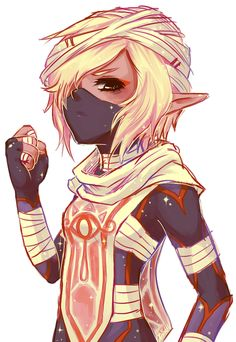 Sheik. Love the colors used.