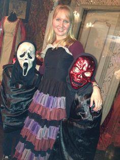 Bloggaajailta Teatterimuseossa. Kummitusjuhlien kenraalit. #teatterimuseo