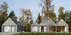 Summerhouse Lagnö, Stockholm archipelago, eastern Sweden – Tham & Videgård Arkitekter