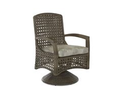 Klaussner Outdoor Outdoor/Patio Amure Swivel Rocking Dining Chair