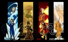 Avatar the Last Airbender Young Masters
