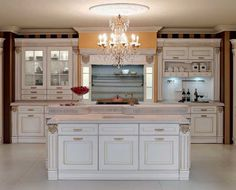 My dream kitchen, luv all the details it's completly mine Imperial Classic Kitchen Design by Aran Classic Kitchen Cabinets, Traditional Kitchen Cabinets, Kitchen Cabinet Styles, Kitchen Cabinetry, Cuisine Home Depot, Home Depot Kitchen, Kitchen On A Budget, Kitchen Decor, Kitchen Ideas