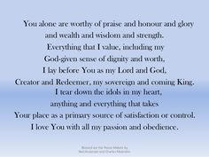 prayers and praise to GOd - Google Search