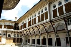 Museum, Ottoman Empire, Istanbul Turkey, Louvre, Mansions, House Styles, Building, Travel, Inspiration