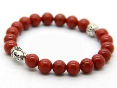 Buddha Silver Bracelet
