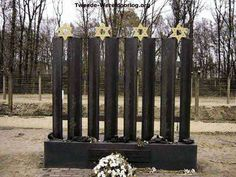 Memorial for the children of concentration camp Vught, The Netherlands.