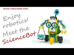 Meet the Explorer! WeDo 2.0 robot - YouTube