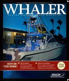 Boston Whaler Magazine | 345 Conquest Open