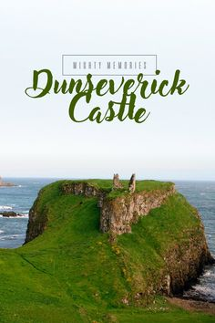 Now a crumbling ruin of its former glory, Dunseverick Castle in County Antrim was once host to St Patrick and the seat of Fergus Mor MacErc (Fergus the Great) – brother of one of Ireland's High Kings, Murtagh MacErc. Much of this weathered stronghold surrendered to the sea over the years, but its sense of mysticism remains to this day.
