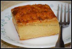 Cassava Cake! Mmmmmm