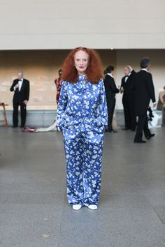 The 2015 Met Gala Photographed by Humans of New York - Vogue