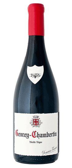 2014-Gevrey-Chambertin-Vieilles-Vignes-Domaine-Fourrier Pinot Noir, Drinks, Bottle, Food, Grape Vines, Circuit, Drinking, Beverages, Flask