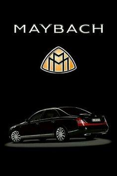 Maybach - For more information regarding inquiring this car Click… Mercedes Benz Maybach, Mercedes Car, Luxury Car Brands, Luxury Cars, My Dream Car, Dream Cars, Car Logos, Car Badges, Car Trailer