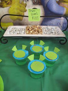 The Keierleber Family: Mini Shrek Party