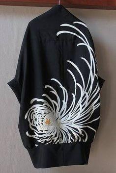 小さなしあわせ : FURYU Japan Fashion, Look Fashion, Fashion Art, Vintage Fashion, Womens Fashion, Yukata, Stylish Winter Outfits, Kimono Design, Dress Tutorials