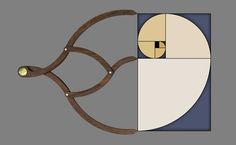 Kickstarter - Oct. 1 Golden Ratio Callipers  The golden rectangle is an expression of the golden ratio in two dimensions.