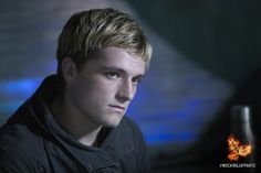 Peeta Mellark has come a long way from the bakery in District 12. #MockingjayPart2