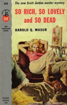 Harold Q. Masur - So Rich, So Lovely, and So Dead