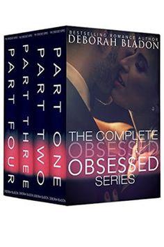 Românticos e Eróticos Book: Deborah Bladon - Obsessed #1 a #4