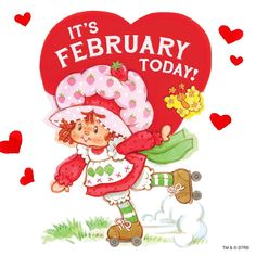Happy weekend, everyone! You're all invited to a Valentine's Strawberry Social. Colours are pink & red, of course! Let's add in vintage valentine's card, too♡♡♡ (no pods)