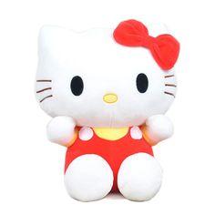 20cm Kawai hello kitty plush toys High-quality Stuffed dolls for girls kids toys gift action & toy figure & hobbies