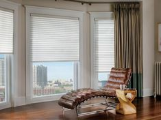 Hunter Douglas Roller Shades are a popular window treatment option, as they provide ease of use, style, and several patterns and variations. Contemporary Window Treatments, Custom Window Treatments, Hunter Douglas, Honeycomb Shades, Solar Shades, Home Estimate, New England Homes, Living Room Windows, Shades Blinds