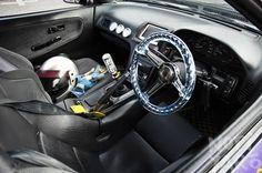 JDM Drift Car Custom ... A Crystal Steering Wheel U0026 Shift Knob Inside;