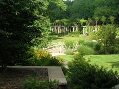 Greensboro Arboretum in Greensboro, NC Garden Venue, Nc Real Estate, Cheap Things To Do, Wanderlust Travel, Wonderful Places, Beautiful Gardens, Outdoor Gardens, North Carolina, Wedding Venues