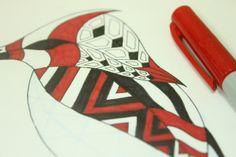 "Work in progress. Project Dutdot : ""FLYCATCHER"" Follow: http://projectdutdot.tumblr.com/  - Gian Bautista"