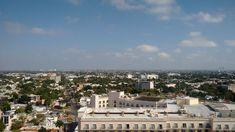 Skyline Mérida Yucatan - Yucatán - Wikipedia Merida, Bellisima, Paris Skyline, Dolores Park, Tropical, Travel, Fresco, Medicine, Beautiful Pictures