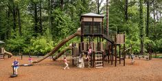 Designing Nature Inspired Playgrounds - Continuing Education