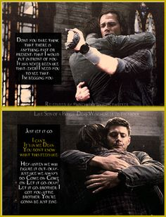 Winchester Brothers - Sam Winchester and Dean Winchester - Supernatural