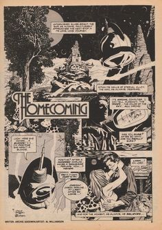 al williamson comics | Cap'n's Comics