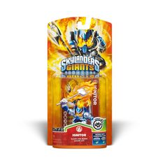 Amazon.com: Activision Skylanders Giants Single Character Pack Core Series 2 Ignitor: Xbox 360;630920063043006304900: Video Games