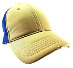fca8d344e0e Details about K Turtle Logo Dad HAT Adjustable Unisex Adult Distressed  Snapback Trucker CAP