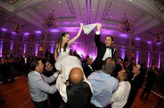 Wedding up lighting at the Waldorf Astoria Orlando. Lighting by keventlighting.com #waldorfastoriaorlando #waldorforlando #waldorfwedding #orlandowedding #ballroomreception #weddingreception #weddinglighting #uplighting