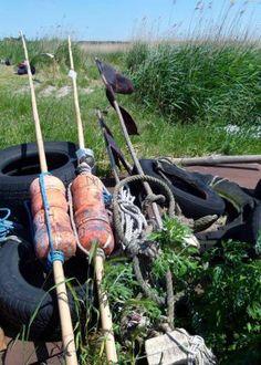 Die letzten Erinnerungen an einen Fischereihafen Groß Zicker (c) FRank Koebsch (3) #wirsindinsel! #rügen